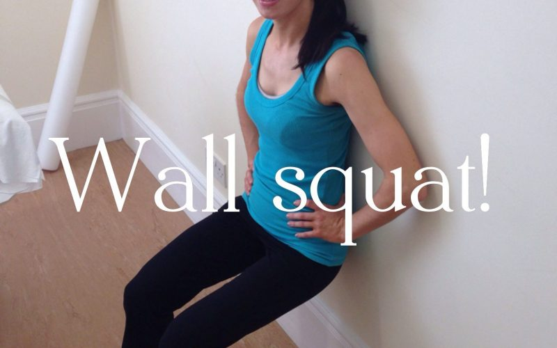 Friday fun- squatting!
