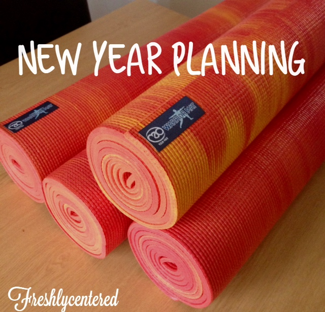 New Year Planning