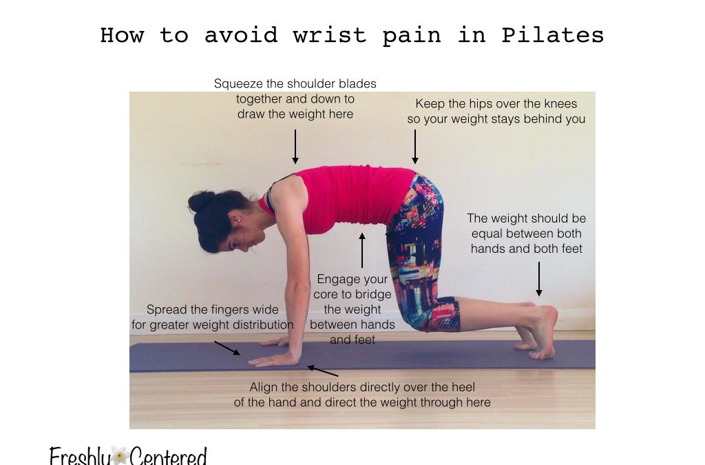 How to avoid wrist pain in Pilates