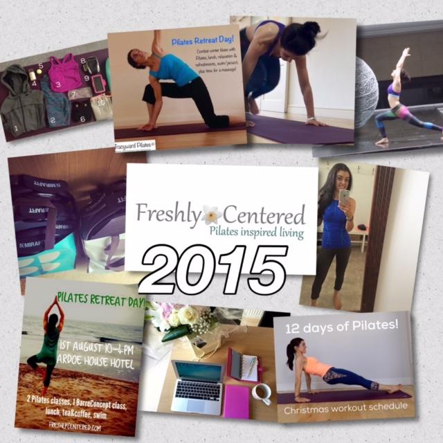 Freshly Centered 2015