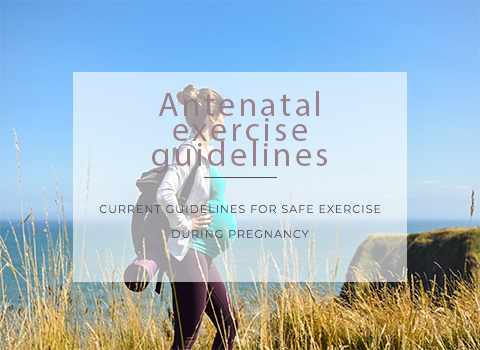 Exercise in pregnancy: The complete antenatal guidelines