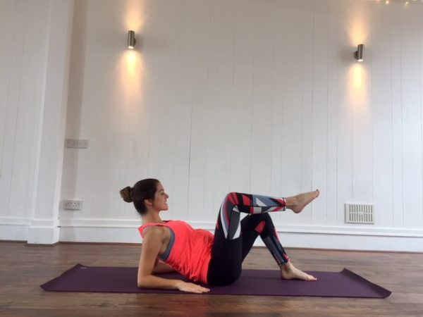 Supine exercise in pregnancy