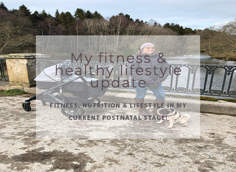 My Fitness & Lifestyle Update