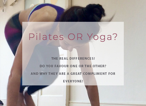 Pilates or Yoga?