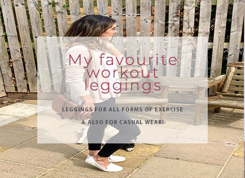 My favourite workout leggings