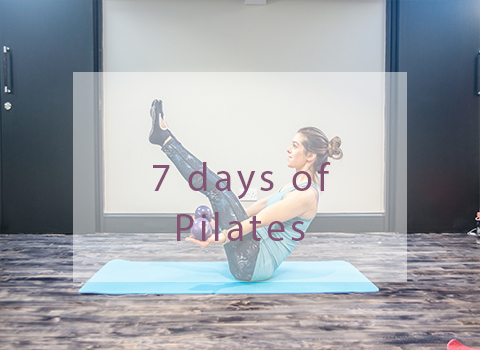 7 days of pilates