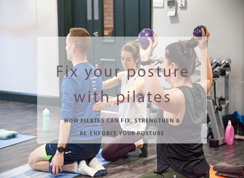 Fix your posture with pilates