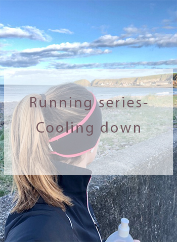 Running series- cooling down