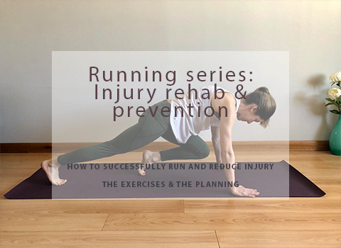 Running Series: Injury rehab & prevention
